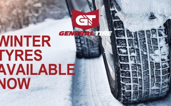 General Winter Tyres – keep safe during …