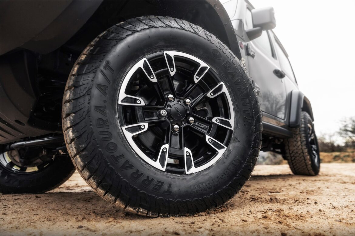Great range of All Terrain Tyres from 'D...