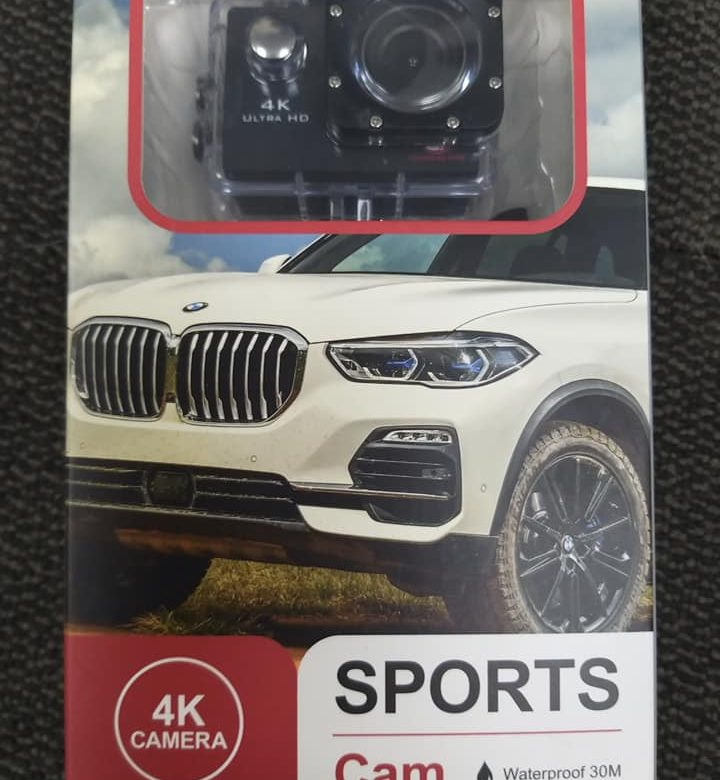 Win this Sports Camera,  buy 2 x 'Genera...