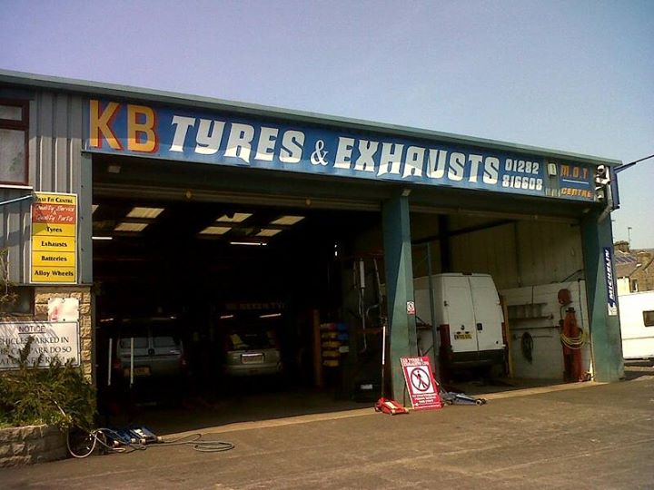 KB Tyres and Exhausts updated their cove...