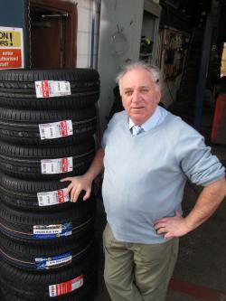 KB Tyres and Exhausts updated their prof...